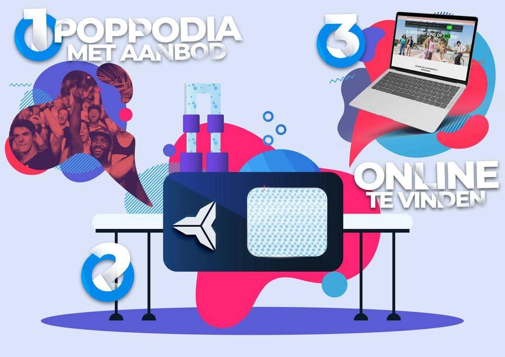 The Feed Factory voor poppodia en festivals
